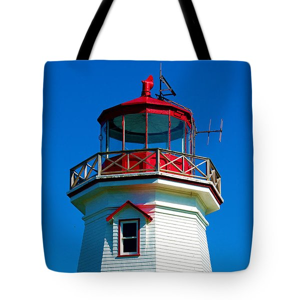 The Guiding Light Tote Bag by Ron Haist