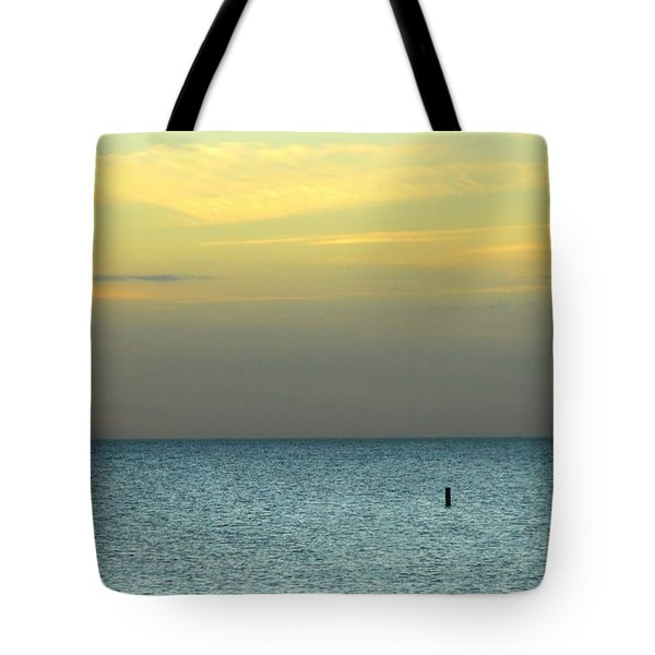 The Gulf Of Mexico Tote Bag