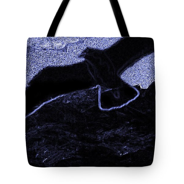 The Gull Tote Bag by Lenore Senior