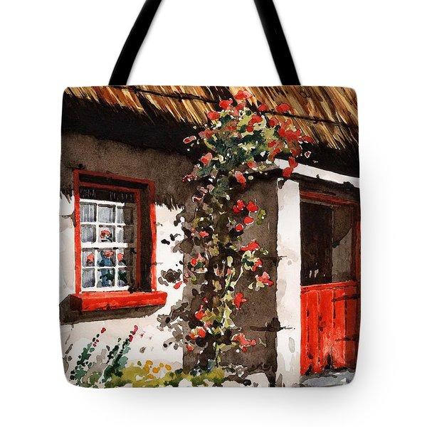 The Half Door Tote Bag