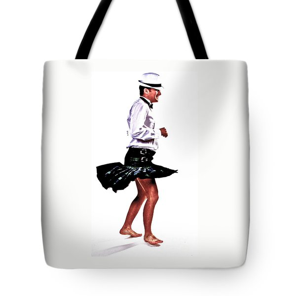 The Happy Dance Tote Bag