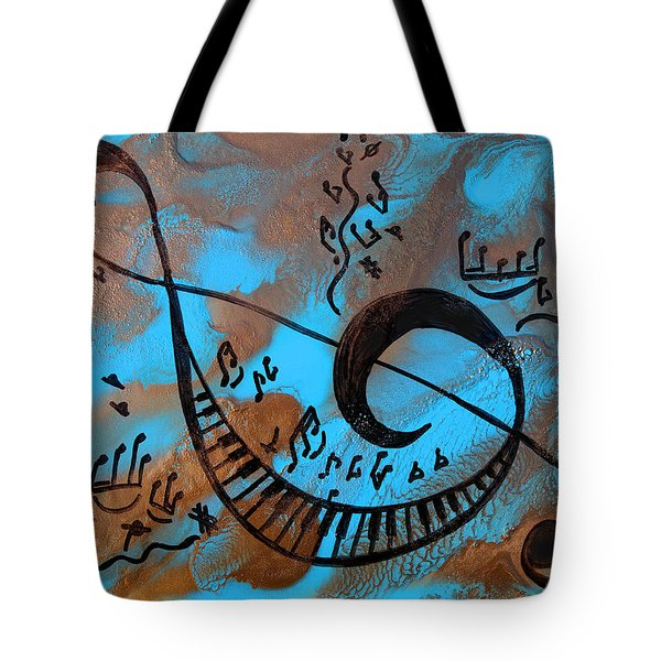 The Happy Sol Key Tote Bag