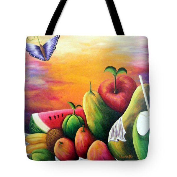 The Harvest 1 Tote Bag
