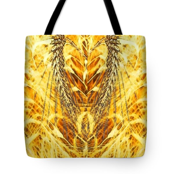 The Harvest Is Plentiful The Laborers Are Few Tote Bag by PainterArtist FIN