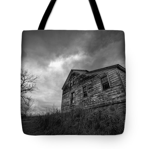The Haunted Tote Bag by Michael Ver Sprill
