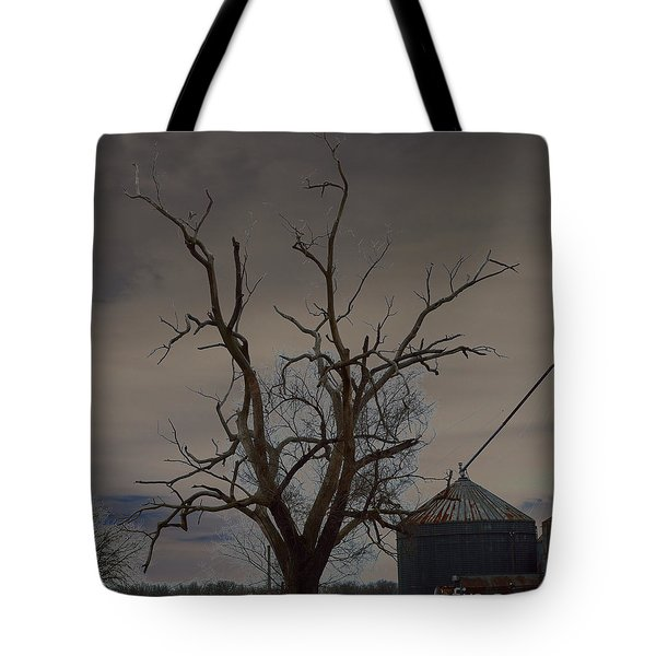 The Haunting Tree Tote Bag