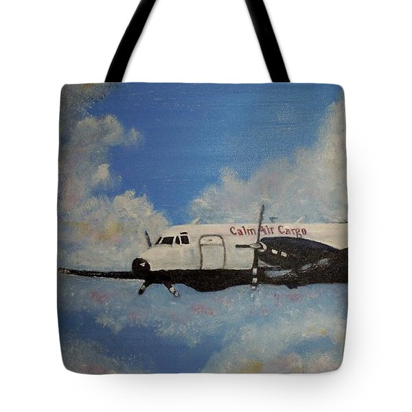 The Hawker Tote Bag by Marilyn  McNish
