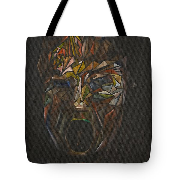 The Head Of Goliath - After Caravaggio Tote Bag