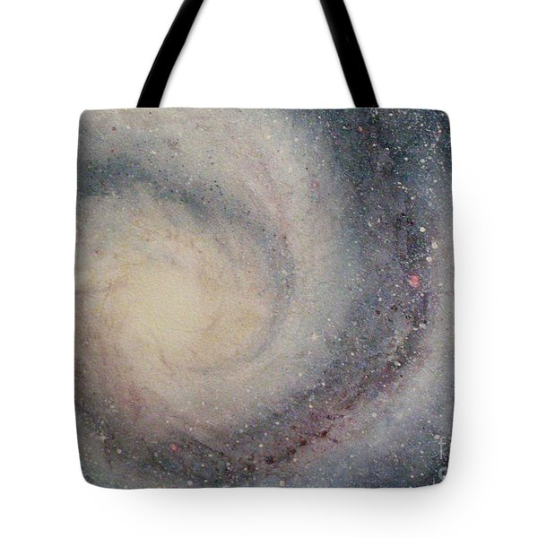 The Heavens Declare Your Glory Tote Bag