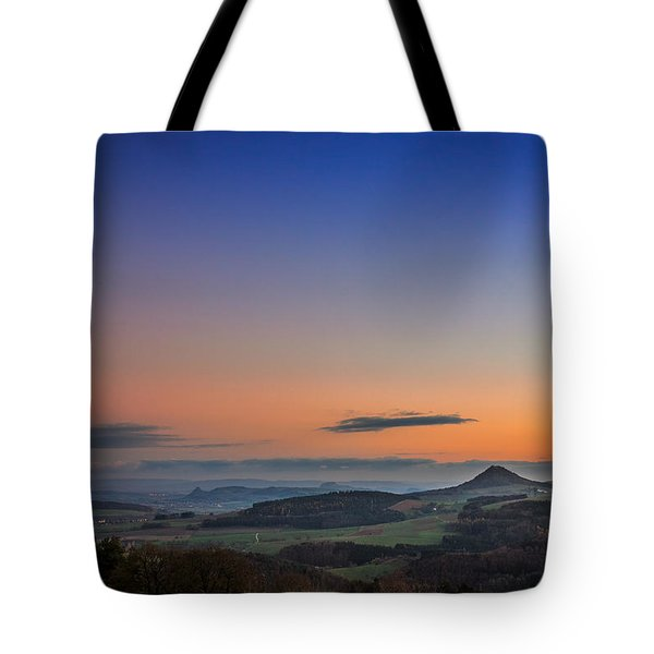 The Hegauview Tote Bag