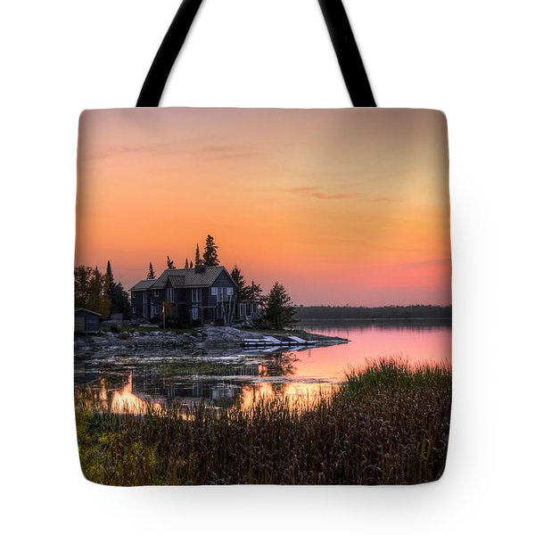 The Hide Away Tote Bag