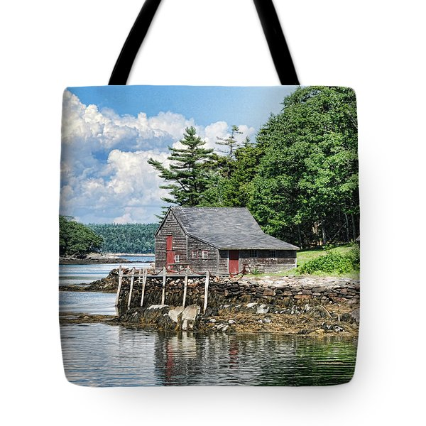 The Hideaway Tote Bag