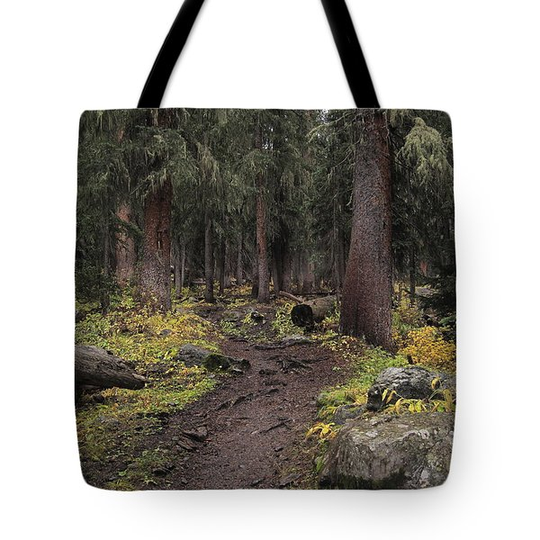 The High Forest Tote Bag by Eric Glaser