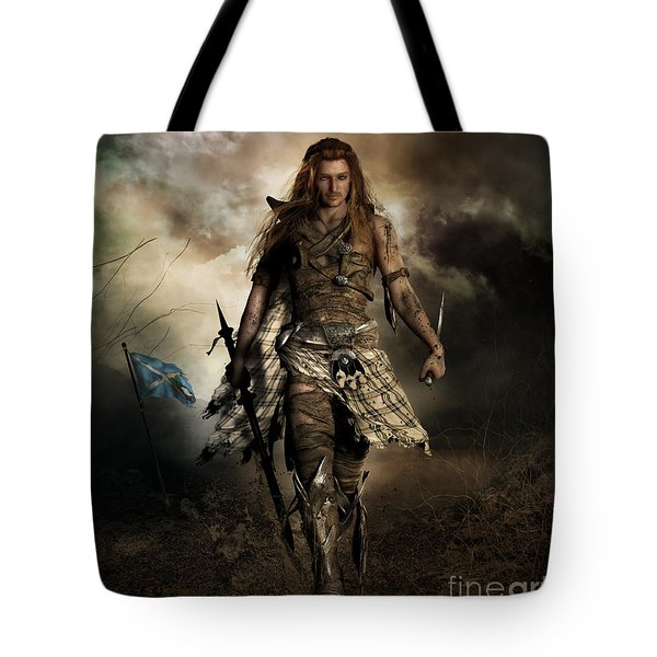 The Highlander Tote Bag