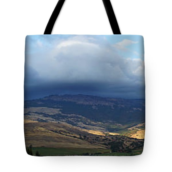 The Hills Of Ashland Tote Bag