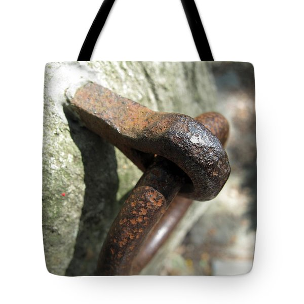 The Hitch Tote Bag by Barbara McDevitt