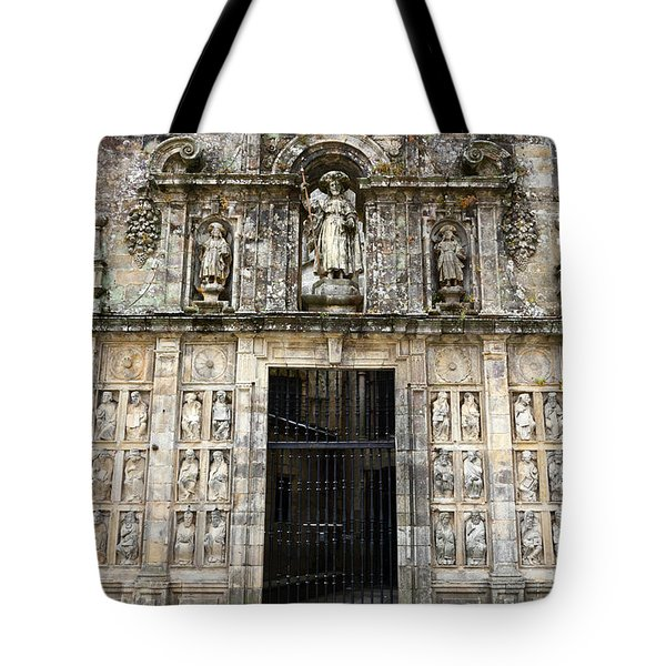 The Holy Door Tote Bag