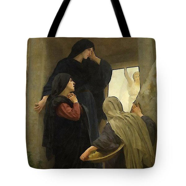The Holy Women At The Tomb Tote Bag