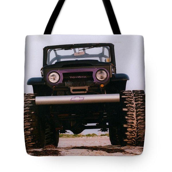 The Hot Rod Tote Bag