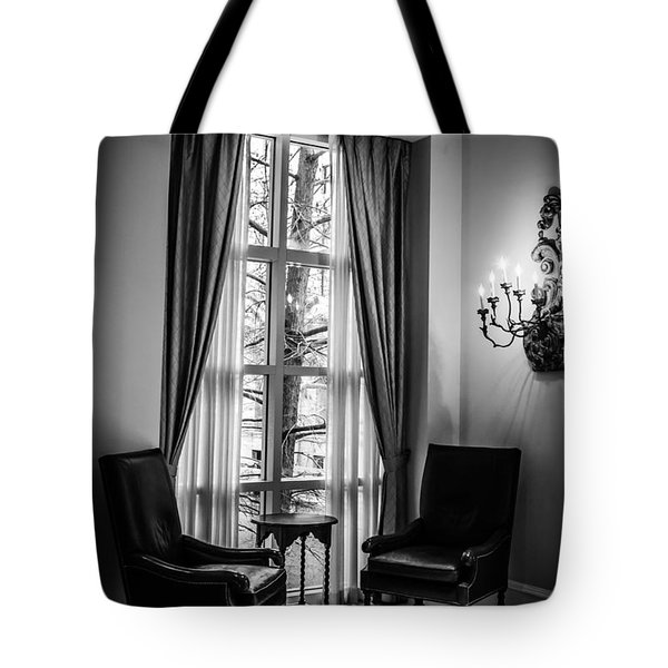 The Hotel Lobby Tote Bag