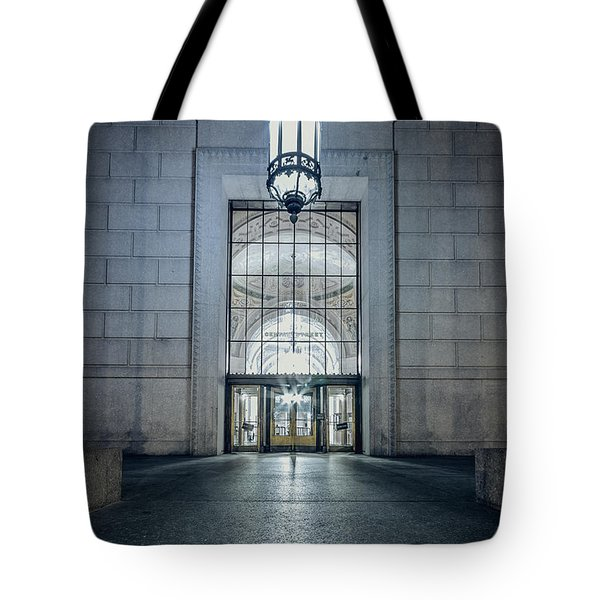 The House Of Next Tuesday Tote Bag
