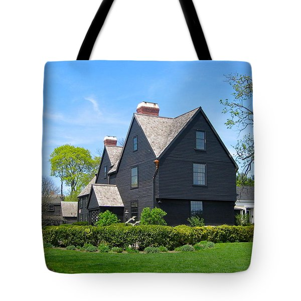 The House Of The Seven Gables Tote Bag