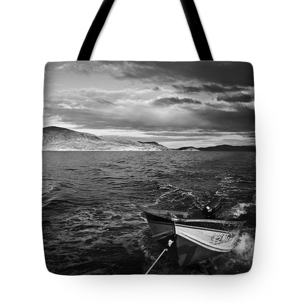 Tote Bag featuring the photograph The Human Element by Ben Shields
