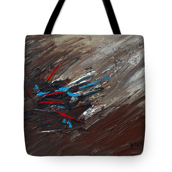The Hunt Tote Bag by Donna Blackhall