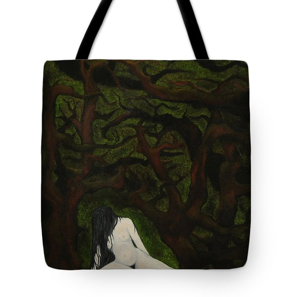 The Hunter Is Gone Tote Bag