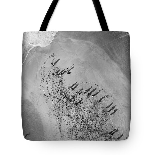 The Hunters Hunted Tote Bag