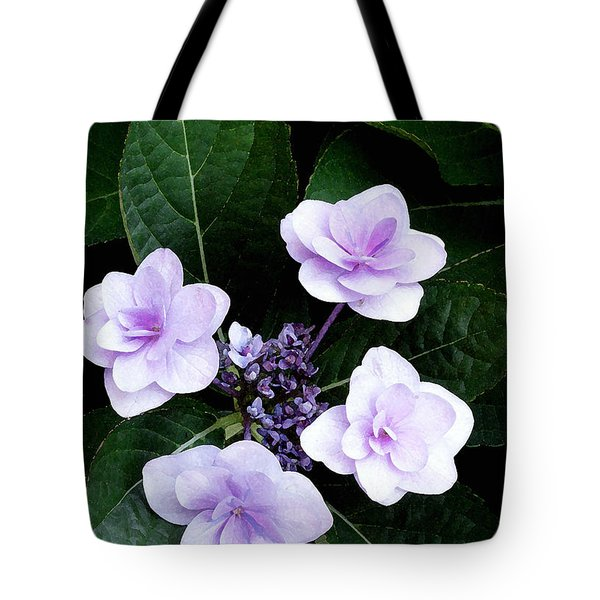 The Hydrangea  Tote Bag