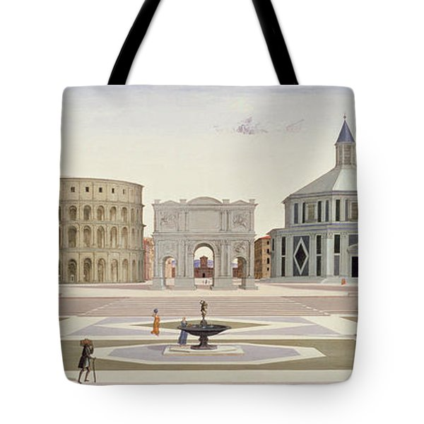 The Ideal City Tote Bag