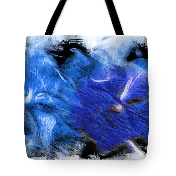 The Images Within Tote Bag