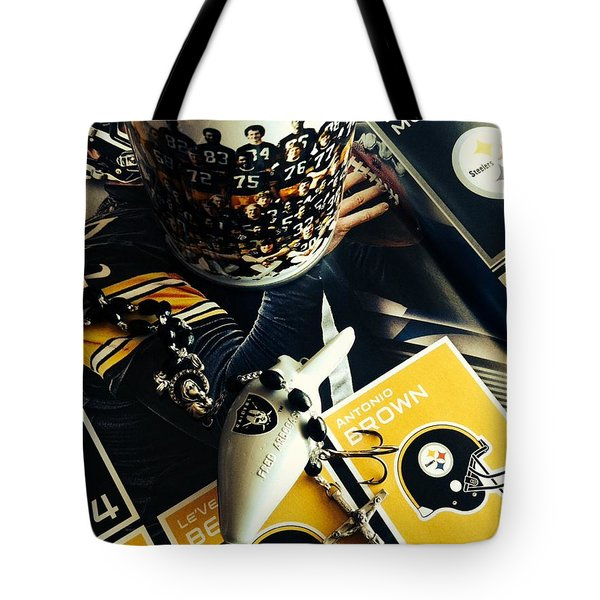 The Immaculate Reception 2 Tote Bag
