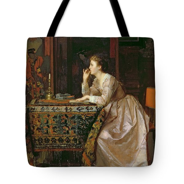 The Important Response Tote Bag