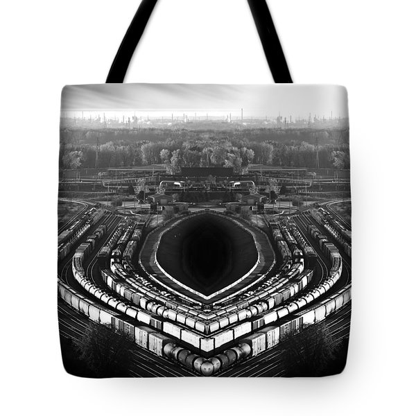 The Industrial Accident Tote Bag