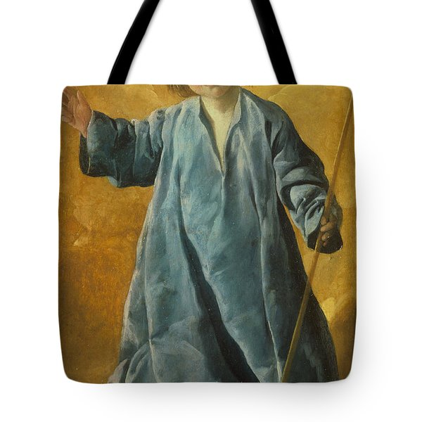 The Infant Christ Tote Bag