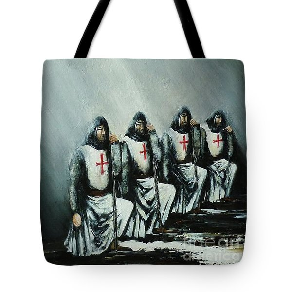 The Initiation Tote Bag