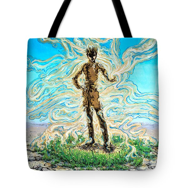 The Innocent One Tote Bag