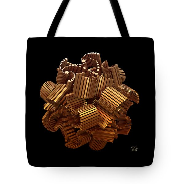 The Interpretation Of Signs And Portents Tote Bag