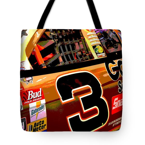 The Intimidator Tote Bag