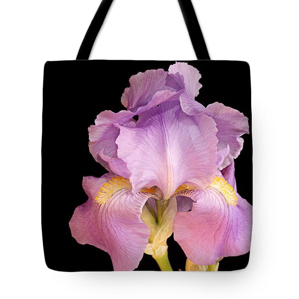 The Iris In All Her Glory Tote Bag