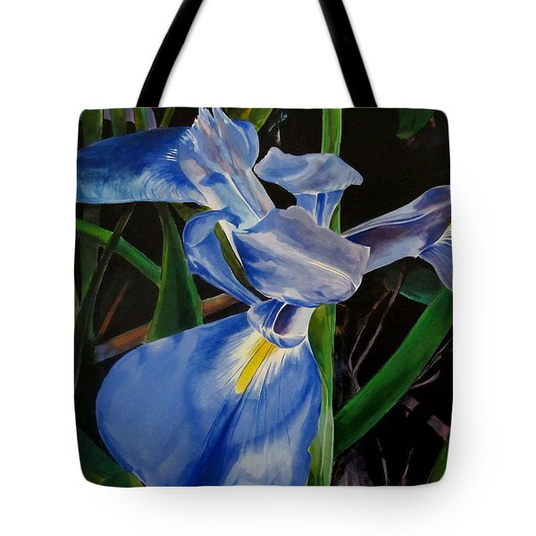 The Iris Tote Bag