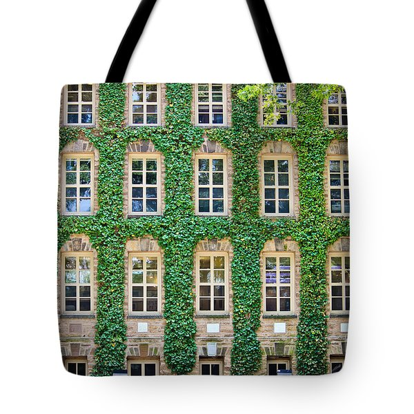 The Ivy Walls Tote Bag