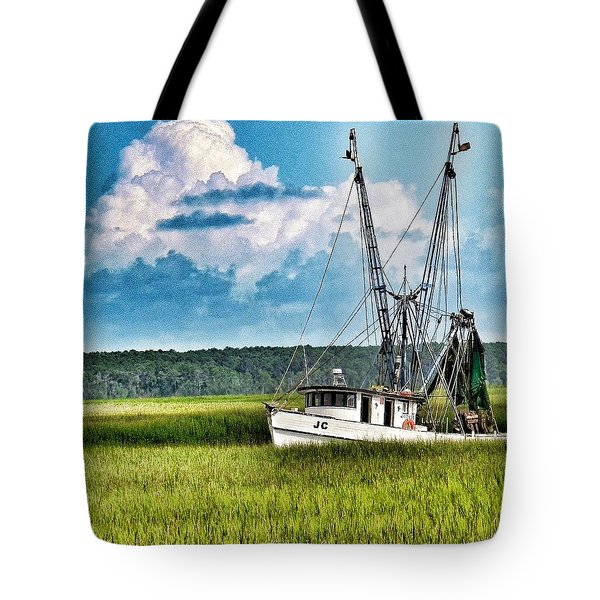 The Jc Coming Home Tote Bag