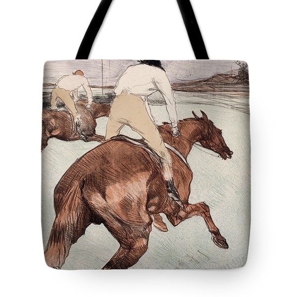 The Jockey Tote Bag