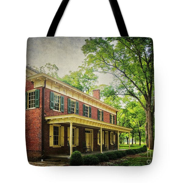 The John Stover House Tote Bag
