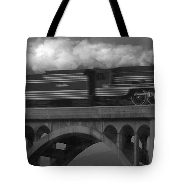 The John Wilks Tote Bag by Mike McGlothlen