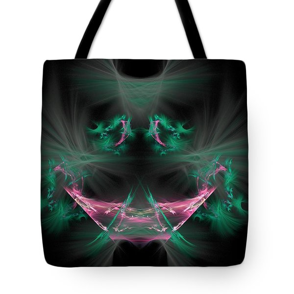 The Joker Tote Bag by Bruce Nutting
