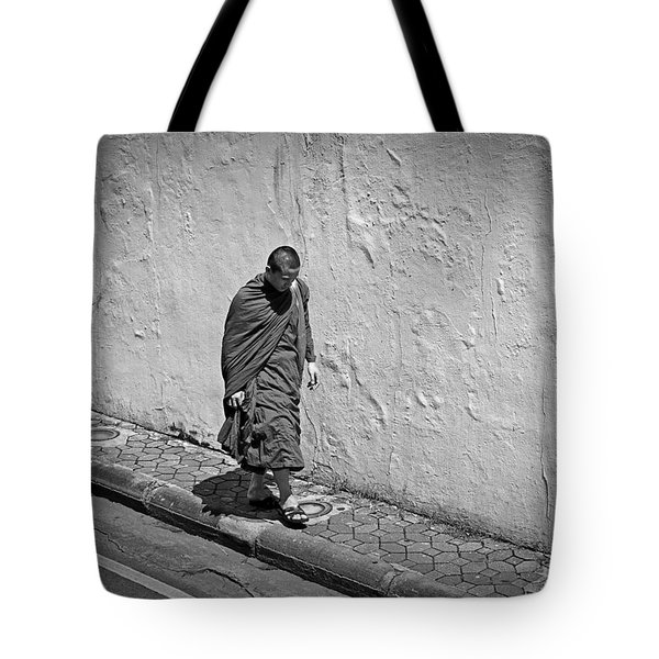 Tote Bag featuring the photograph The Journey  by Lucinda Walter